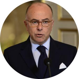 Bernard Cazeneuve — Premier Ministre