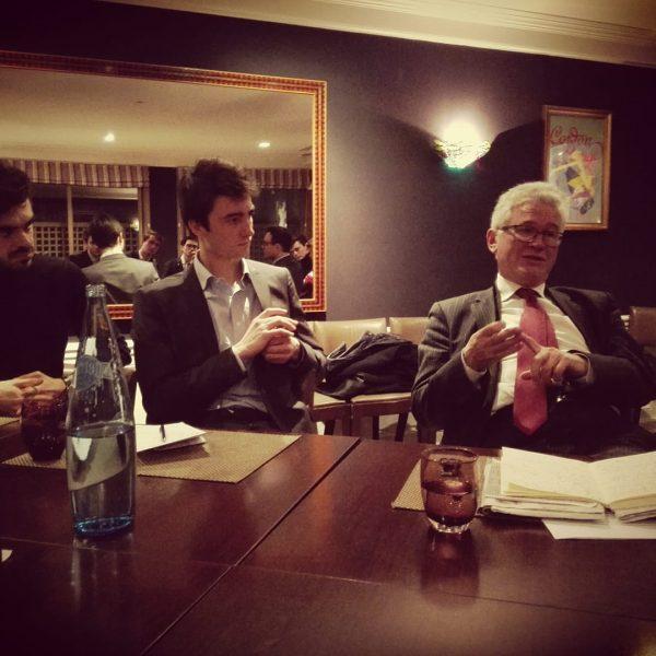 Hervé Juvin - Intellectuel et candidat du Rassemblement National aux élections européennes