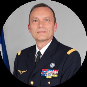 Jean-François Ferlet — Directeur du Renseignement Militaire