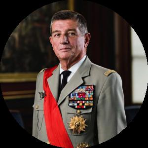 Général Benoît Puga — Grand Chancelier de la Légion d'honneur