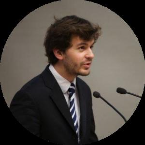 Geoffroy Gueyffier —  Étudiant à Centrale Paris et au Collège d'Europe