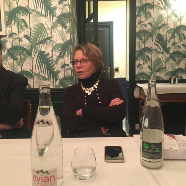 Catherine Maunoury - Aviatrice et Présidente de l'Aéro-Club de France