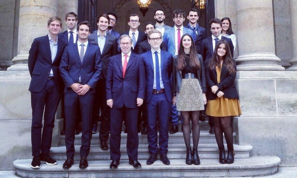 Réception à la Résidence britannique par l'Ambassadeur du Royaume-Uni en France Edward Llewellyn - Octobre 2017