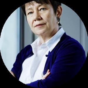 Odile Renaud-Basso— Directrice Générale du Trésor