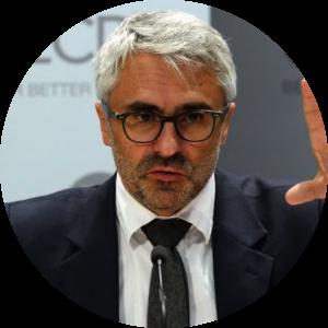 Pascal Saint-Amans — Directeur du Centre de politique et d'administration fiscales de l'OCDE