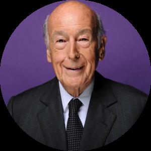 Valéry Giscard d'Estaing — Président de la République