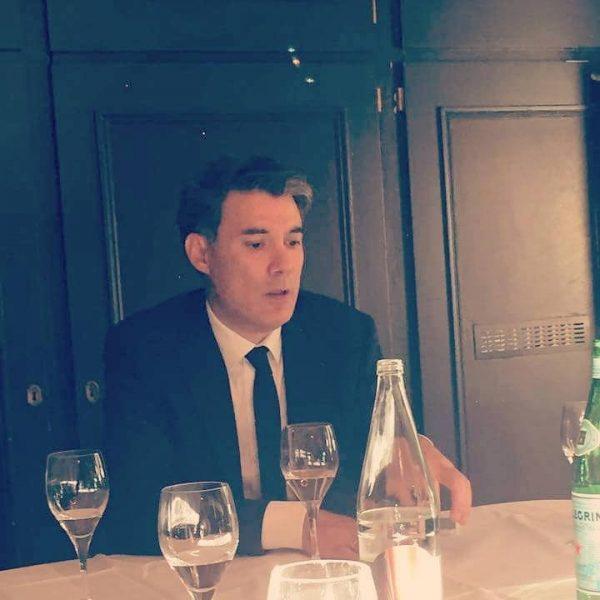 Olivier Faure  — Député de Seine-et-Marne et porte-parole du Parti Socialiste